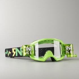 Crossové Brýle Rip 'n' Roll Colossus XL Zelená