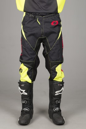 O'Neal Element Racewear MX Trousers Neon Yellow