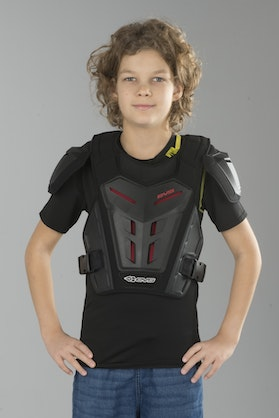 EVS Revolution 5 Chest Protection Black
