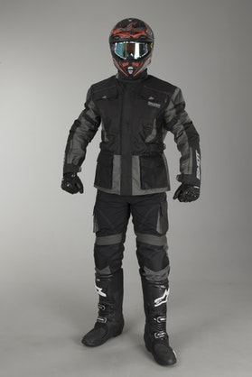 Shot Ranger EnduroApparel Khaki & Black