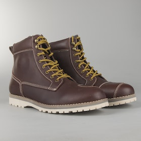 IXS Tabor Brown MC Boots