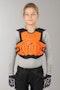 Leatt 2.5 Junior Kid's Chest Protection Orange-Black