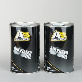 A9 Racing 1L 2-Pack Air Filter Oil