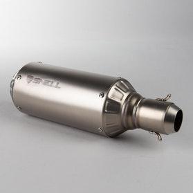 Tłumik Snell Blast Titanium