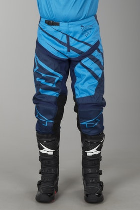 AXO SR MX Trousers Blue & Aqua