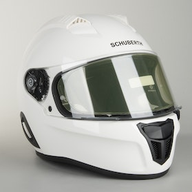 Schuberth SR2 Helmet White