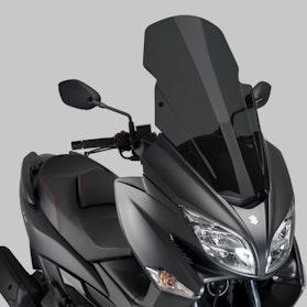Owiewka Puig V-TECH Touring Suzuki Ciemna Przydymiona
