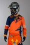 Klim XC Flame Enduro Jersey Orange