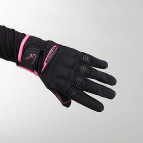 Bering Ladies Fletcher Gloves Black-Fuchsia