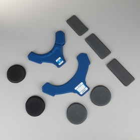 Pod K8 MX Padding Package Blue