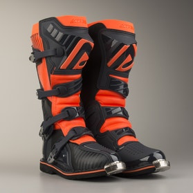 Acerbis X-Pro V Boots Black-Orange