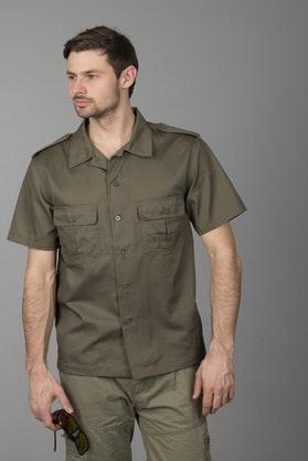 Koszula Brandit US Hemd 1/2 Oliwkowa