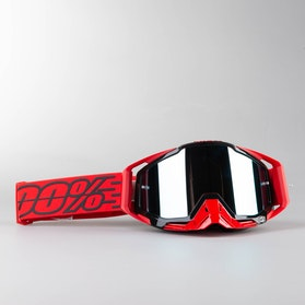 100% Racecraft Plus MX Goggles Toro