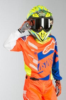 Bluza Cross Alpinestars Racer Screamer Dziecięca