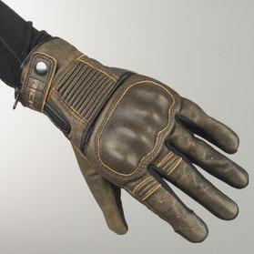 Rękawice Richa Bobber Vintage Brązowe