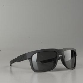 100% Type-S Soft Tact Black w/ Smoke Lens Glasses