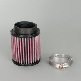 Filtr powietrza K&N Universal Okrągły/Zakrzywiony