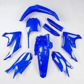 Komplet Plastikkit Acerbis Yamaha, Blå