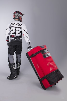 Acerbis X-Moto Gear Bag Red