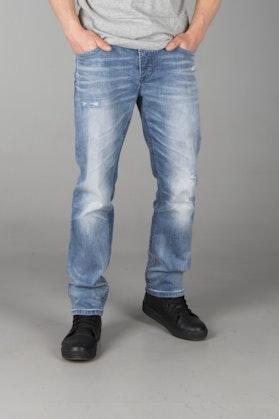 Kalhoty Brandit Will Denim No.1 Modrá