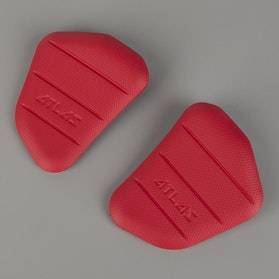 Atlas Prodigy/Air/Carbon Spare Parts Back Support Black-Red