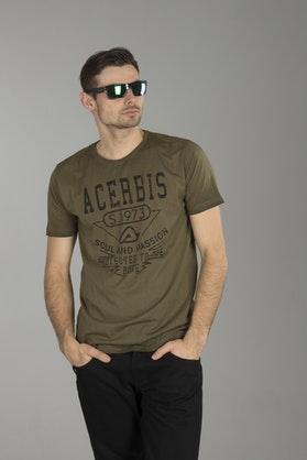 Triko Acerbis Rawbones SP Club Urban Zelená