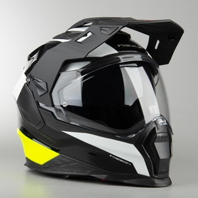 Adventure Helma Nexx X.WED2 Duna Černo-Neonově Žlutá