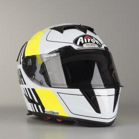 Helma Airoh GP500 Scrape Žlutá