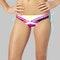 Fox Divizion Lace Up Bikini Btm Fuchsia