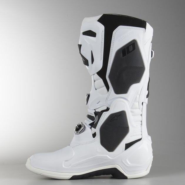 Alpinestars Tech 10 MX Boots White