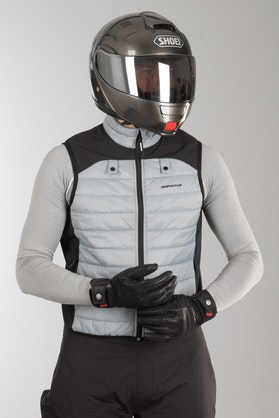 Spidi Thermo Vest Black-Grey