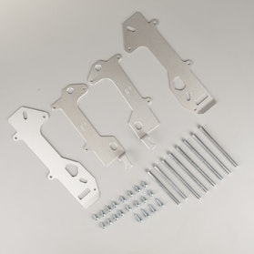Holeshot Radiator braces