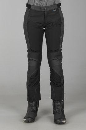 Spodnie Skórzane Revit Ignition 3 Damskie Krótkie Czarne
