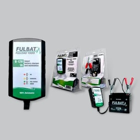 Fulbat Battery Charger Fulload 1000