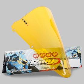 Owiewka Puig Racing Yamaha Żółta