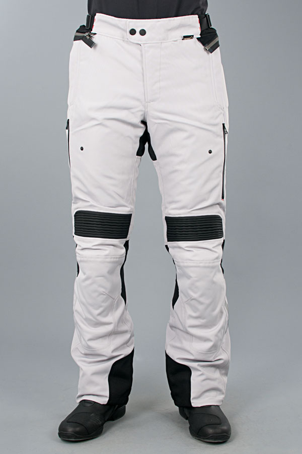 Spodnie Revit Neptune Gore Tex Silver czarne krótkie