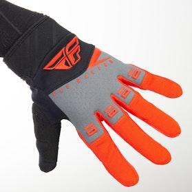FLY F-16 MX-Gloves - Red-Black-Grey