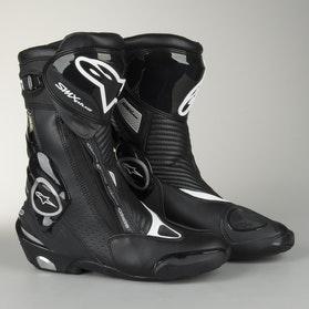 Boty Alpinestars SMX Plus Gore-Tex Černá