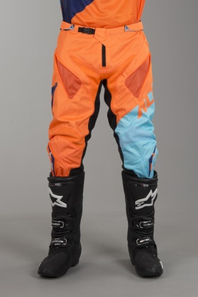 Alias A1 Floated MX Pants Blue-Orange