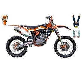 HG Decal Kit KTM Replica