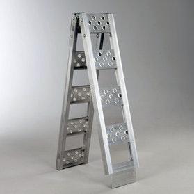 Nakládací Rampa Skládací PROWORKS 180x21 cm