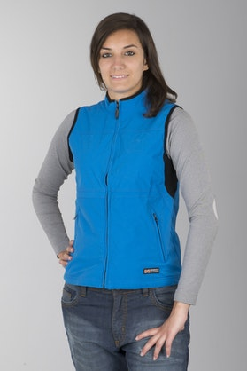 Vest Mobile Warming, Softshell II Dame