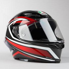 Kask Motocyklowy AGV PISTA GP R  Czerwony