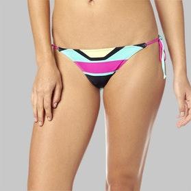 Fox Stereo Side Tie Bikini Btm Fuchsia
