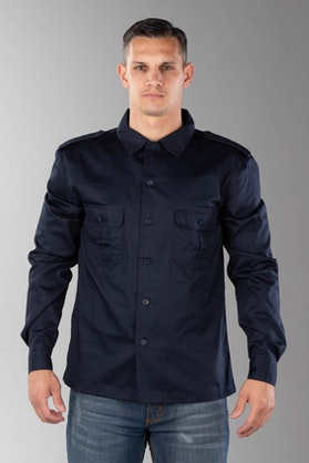 Brandit US 1/1 Shirt - Navy