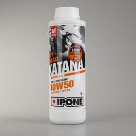 Olej Silnikowy Ipone Ester Katana Offroad 10W50 Syntetyczny - 1L