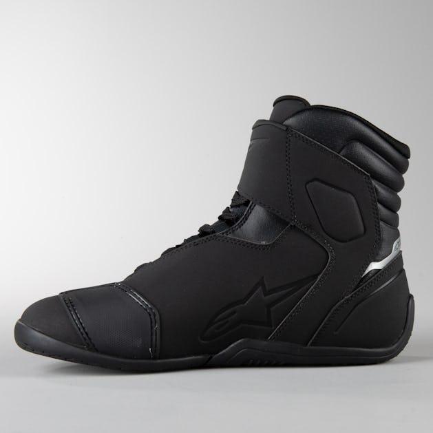 Alpinestars Fastback 2 Drystar MC Shoes Black-White