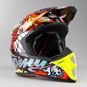 Kask Cross Suomy Mx Speed Tribal