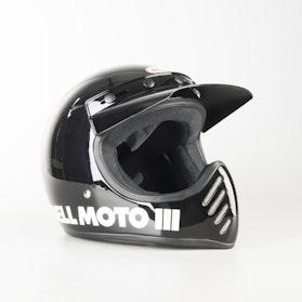 Kask Bell Moto-3 Classic Czarny