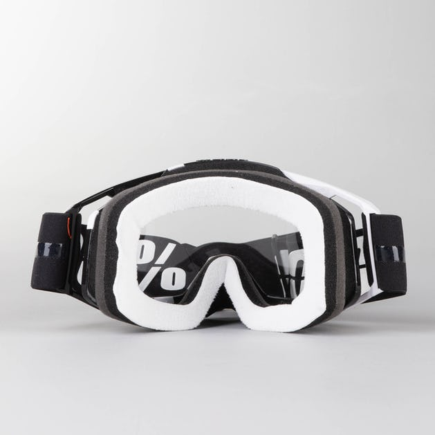 100% Racecraft MX Goggles Alta Klar